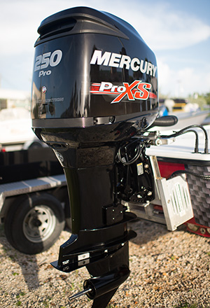 Mercury 250 Pro XS Optimax – Key West Fishing Report