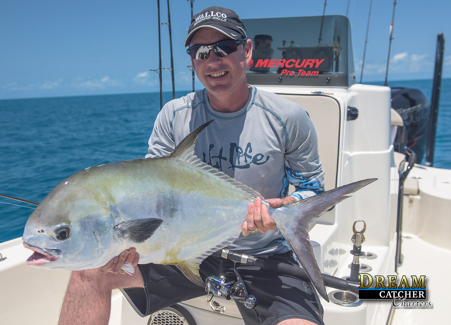 Permit on the wrecks key west fishing report for Key west fishing report