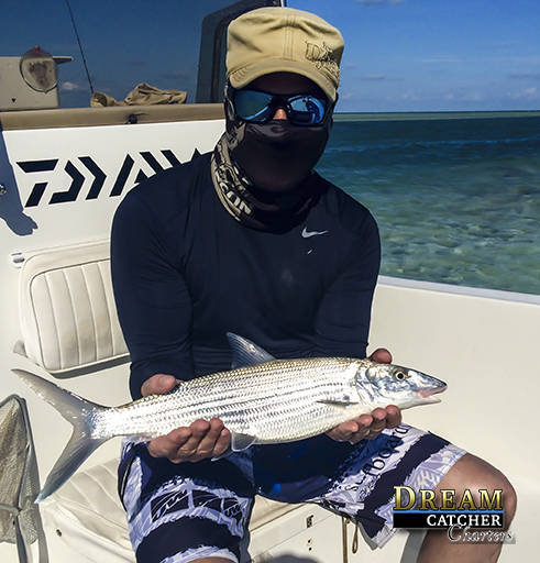Backcountry Bite Is On Key West Fishing Report