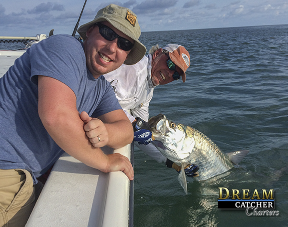 Dream catcher charters key west fishing report for Key west fishing guides