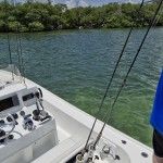 Yellowfin 24 bay boat flats fishing
