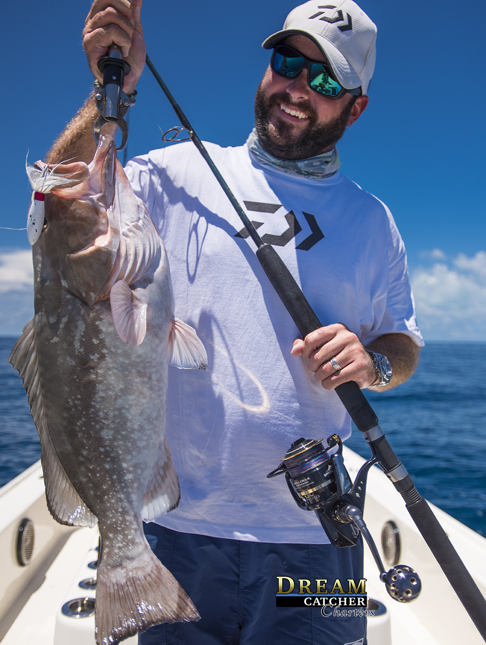 Black grouper key west fishing report for Long island surf fishing report