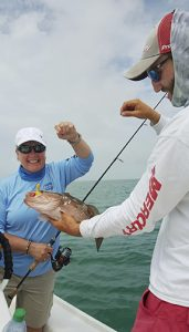 Red Grouper Fun Fishing