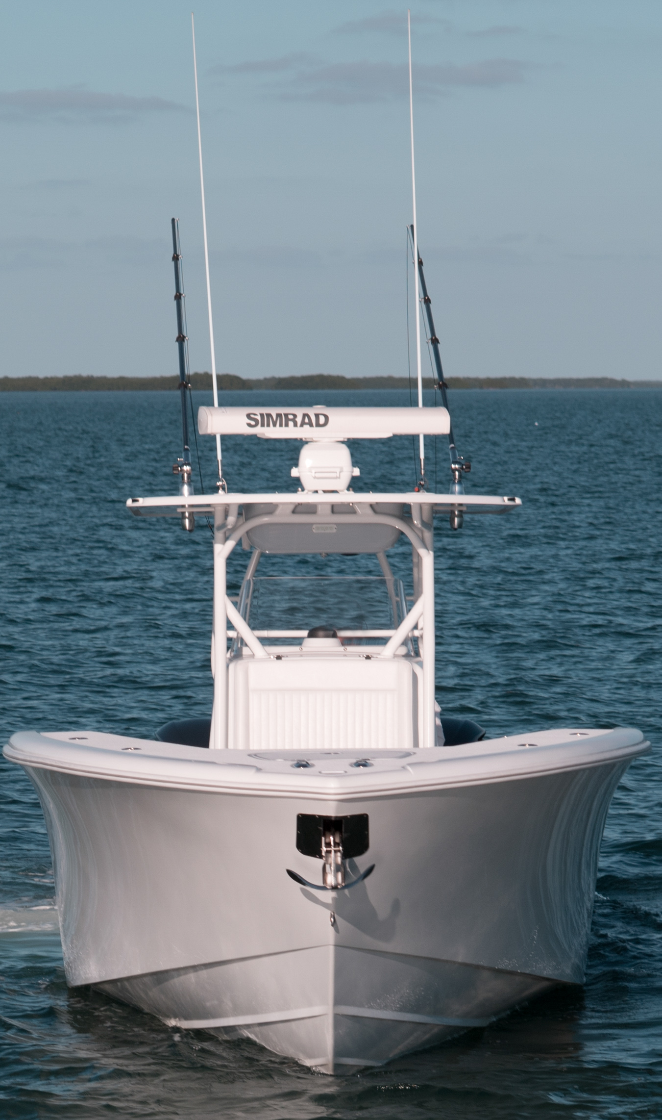 Yellowfin 36 Center Conosle