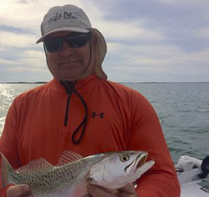 Speckeld Sea Trout