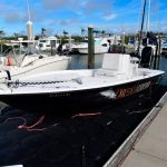Yellowfin Bay Boat