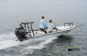 Flats Fishing Skiff Boat