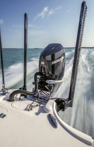 300 hp fourstroke Verado Mercury