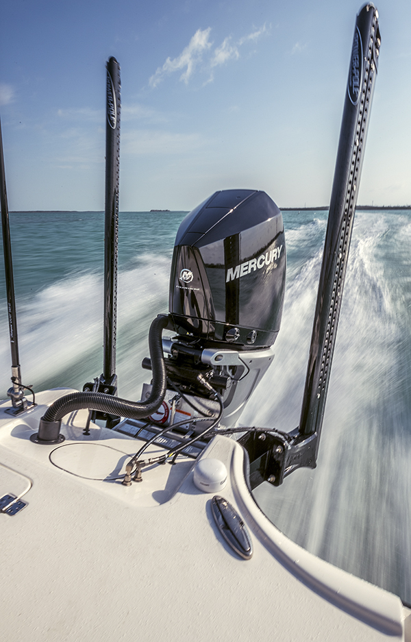 Mercury FourStroke V8 Verado The Future Of 4 Stroke Outboard Motors