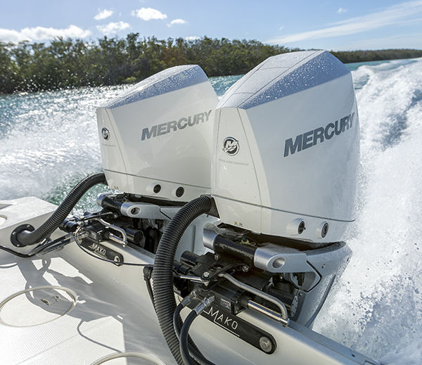 Mercury FourStroke V8 Verado The Future Of 4 Stroke Outboard