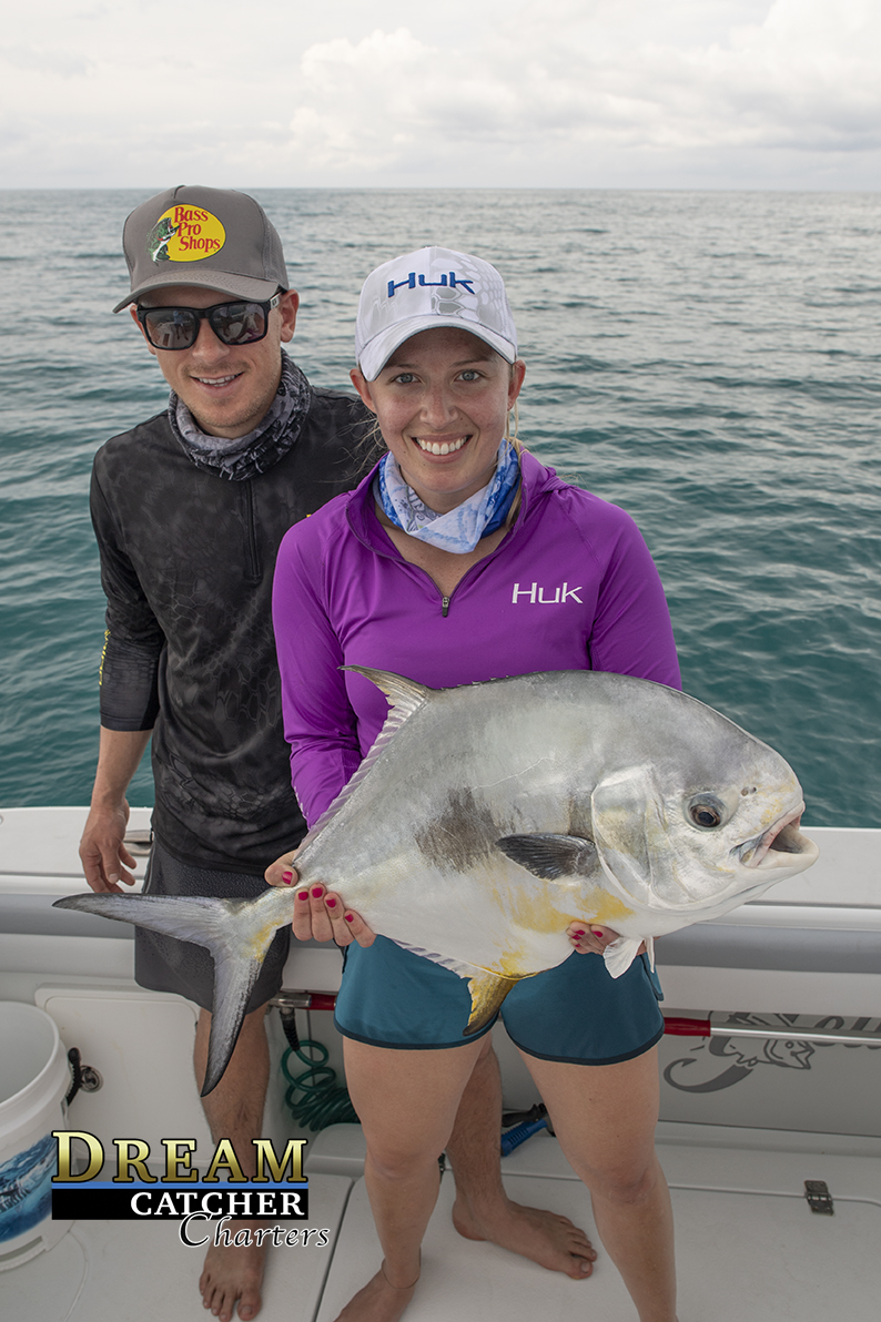 """Fishing For Permit The """"Fancy Jacks"""" – Key West Fishing Report"""
