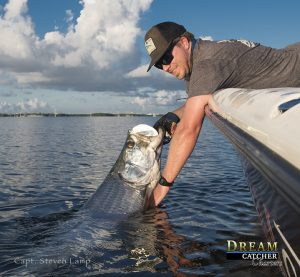 Flats Fishing Tarpon