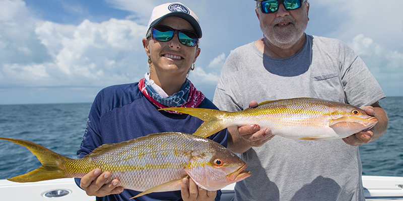 key-west-reef-fishing-yellowtail-snappers