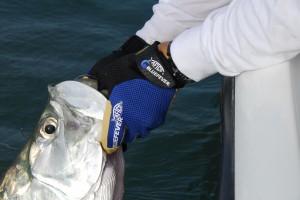 AFTCO blue Fever Gloves