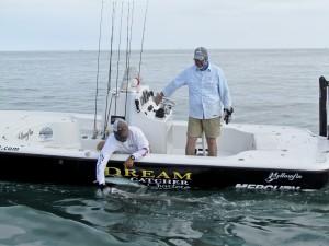Tarpon Release Key West