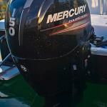 image Mercury 150 4 stroke outboard motor