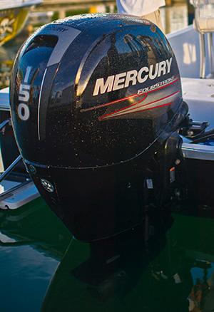Mercury 150 4 Stroke Outboard Motor
