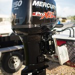 Mercury 250 Pro XS Optimax Outboard Motor Image