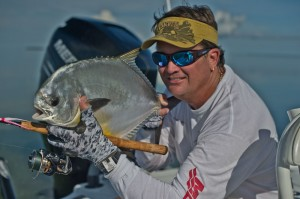 Permit capt. steven lamp, key west fishing