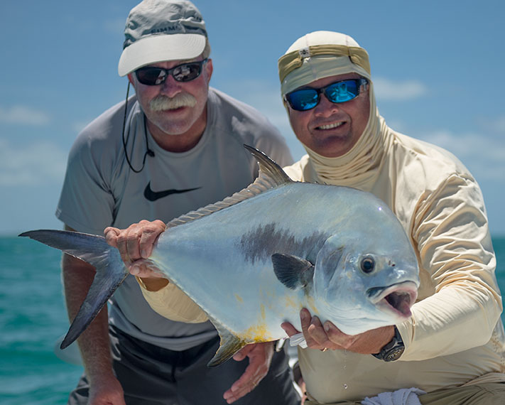 Permit Fish Flats