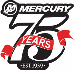 Mercury Logo 75 Years