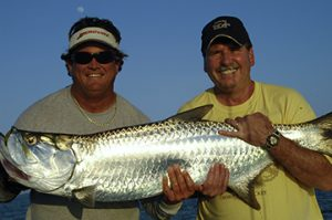 Full Moon Tarpon Fishing