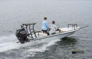Flats Fishing Skiff Boat