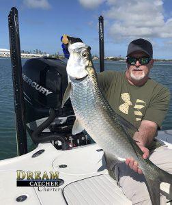 Key West fishing tarpon