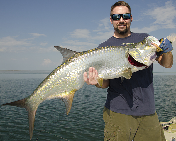 Tarpon fishing Key West