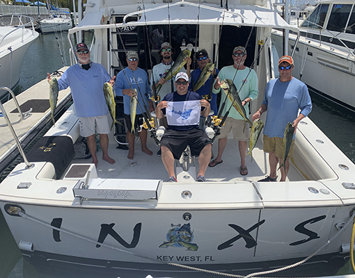 Mahi, sailfish, deep sea fishing